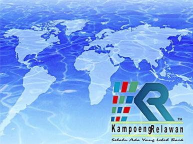 Kampoeng Relawan - Komunitas Sosial Media Relawan PMI Masa Depan